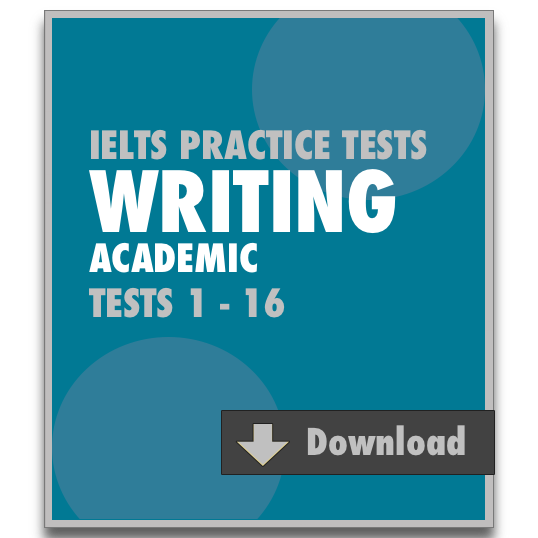 ielts essay writing practice test