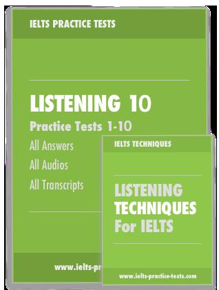 IELTS Listening Practice - Download Today
