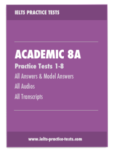download-ielts-pack-academic-8A-cover