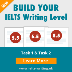 IELTS WRITING UK